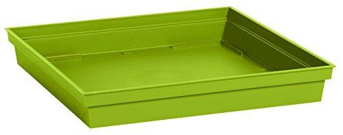 Eda Plastiques Toscane–Sottovaso Quadrato 26,7x 26,7x 3,8cm 13644V, pi SX6