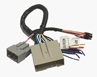 Carxtc Car Radio Electronic Wire Harness for Installing an Aftermarket Stereo, Fits Ford Mustang (W/O Shaker 500 Or 1000) 2005-2012