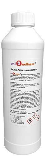 Saunaaufguss - Konzentrat/Saunaduft - Konzentrat 500 ml - über 180 Top-Aromen zur freien Auswahl (Grüner Apfel)