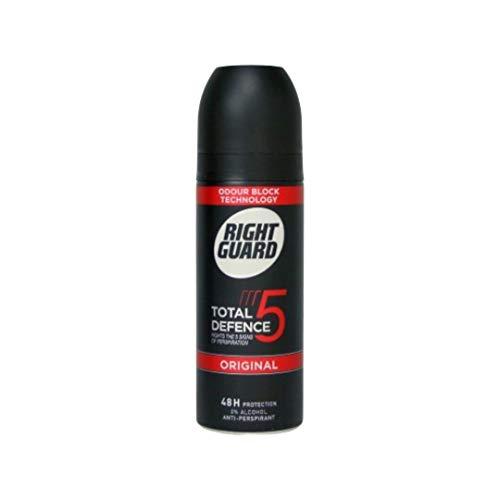 Right Guard Total Defence 5 Original Anti-Perspirant Deodorant Aerosol 150ml