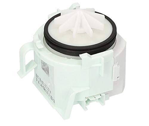 DREHFLEX–Lp47–Bomba/Bomba/Bomba de desagüe, sirve para varios Bosch/Siemens/Neff/Constructa lavavajilla/lavavajillas–Apto para piezas de nº 00611332/611332–COPRECI