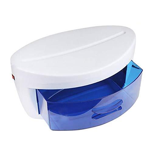 Esterilizador UV, Cartucho De Desinfección LED Esterilizador De La Temperatura Profesional para El Kit De Cosméticos, Cepillos, Clavo, Gafas, Toallas, Teléfono