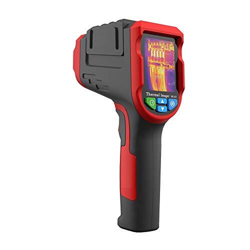Cámara termográfica infrarroja Cámara temperatura industrial Protección laboral Dispositivos IR Hogar Lugar trabajo Portátil Digital con cable Niños Adultos Herramientas manuales medición electrónica