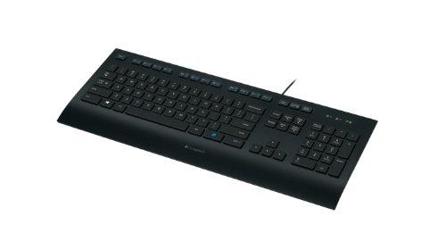 Logitech Tastatur, Keyboard K280e for business