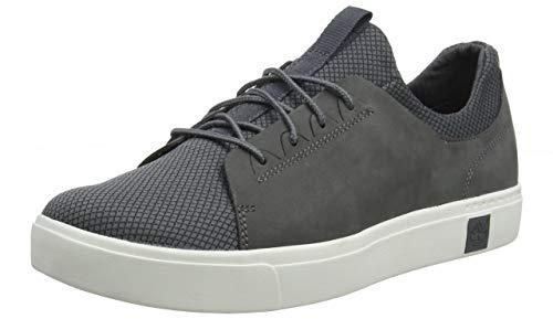 Timberland Men s Amherst Low top Sneakers Grey Castlerock Fk0