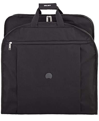 DELSEY Paris Garment Lightweight Hanging Travel Bag, Black, 52 Inch