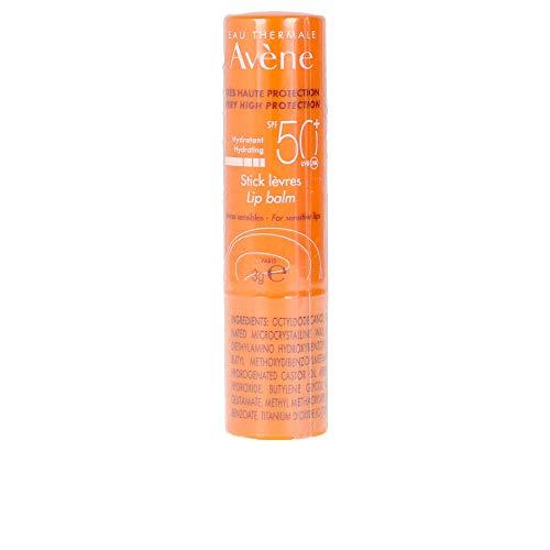 Solaire Haute Protection Stick Lèvres Spf50+ 3 Gr