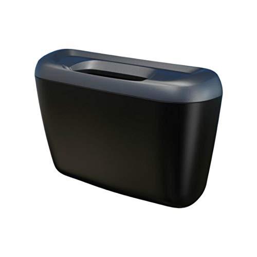 ENE Mini basura de basura automática basura basura basura de basura de basura caja de polvo caja de almacenamiento de coche caja de basura de coche accesorios para automóviles ( Color Name : Gray )
