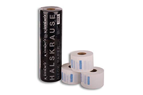 Halskrause 1 Stange mit 5 Rollen je 100 Blatt Neck Paper (1 Stange)