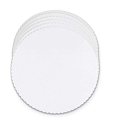 Staedtler Haus Kuchen Board, weiß, 28cm