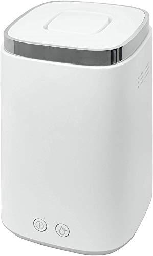 [山善]スチーム式加湿器加熱式上部給水方式(最大加湿500ml)(タンク容量2.4L)(木造~8.5畳/プレハブ洋室~14畳)ホワイトKS-J241(W)[メーカー保証1年]