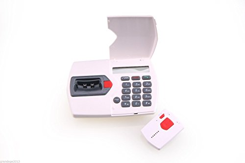 Affordable Elderly Medical Alert System - Automatic Fall Detection - 2 Way Voice Talk Through Pendan...