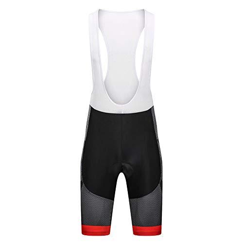 Maglia Manica Corta Ciclismo Uomo Abbigliamento Estivo Da Ciclismo Traspirante Traspirante E Ad Asciugatura Rapida Shorts Con Cinturino E Cuscino In Gel 3D