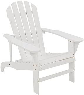 Adirondack Chair Promo White