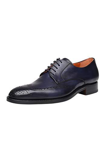 SHOEPASSION - No. 5438 - Schnürschuhe - Komfortabler Business- oder Freizeitschuh für Herren. Handgefertigt aus feinstem Leder mit einmaliger Patina.