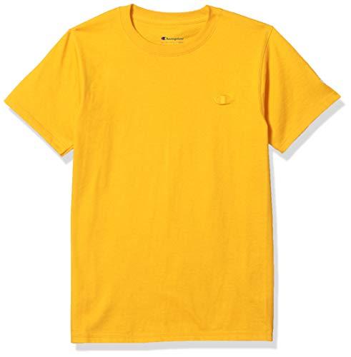 Champion mens Classic Jersey T-shirt Shirt, Team Gold, XX-Large US