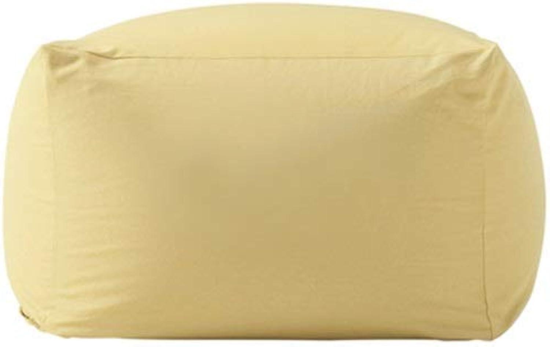 Bean Bag Sitzsack Sofa Stuhl Japanischen Stil Faul Schlafsofa Abnehmbare Lounge Garten Geeignet Für Spielzeug Lagerung (Farbe   J)