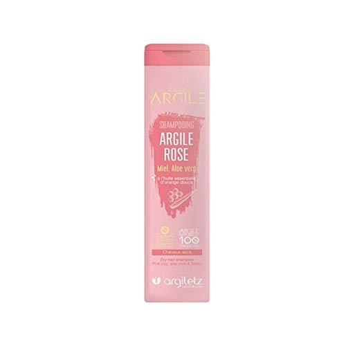 Argiletz - Argiletz Shampooing Rose Cheveux Secs Bio 200ml Argile
