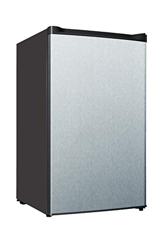 Midea WHS-109FSS1 Upright Freezer, 3.0 Cubic Feet, Stainless...