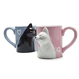 Katzentassen für Verliebte