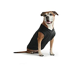ESPAWDA Casual Stretch Comfort Cotton Dog Sweatshirt Sweater Vest for Small Dogs, Medium Dogs, Big Dogs