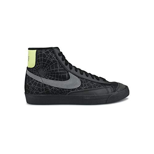 Nike Blazer Mid Scarpe da Ginnastica Uomo Sneakers Alte Nere Sportive 42.5 EU