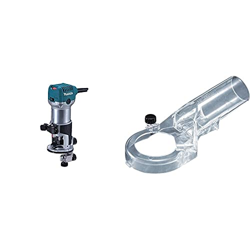 Makita RT0700CX4/2 240V Router/Trimmer, Includes Trimmer Base