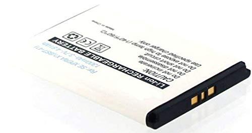 eVendix Akku kompatibel mit Sony Ericsson Xperia X10I (BST-41) | 3.6 Volt | 1300 mAh | 4.68 Wh Li-Ion Akku