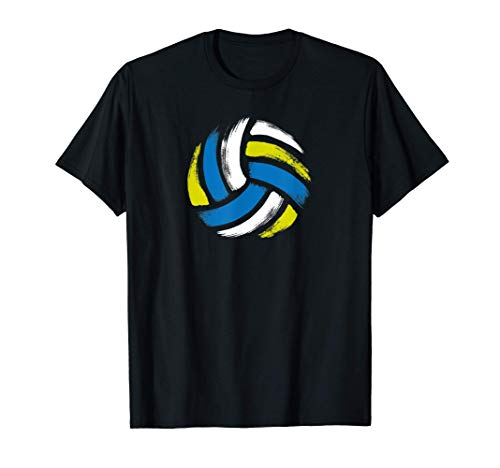 Hobby Volleyball | Volleyball Training | Volleyball Geschenk T-Shirt