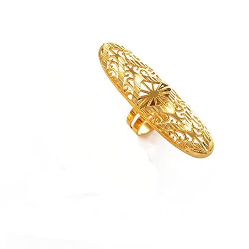 Tianyana Pulsera larga de anillos árabes, Oriente Medio, África, mariposa, regalo de boda, fiesta de cumpleaños, # 236406
