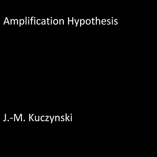 Amplification Hypothesis cover art