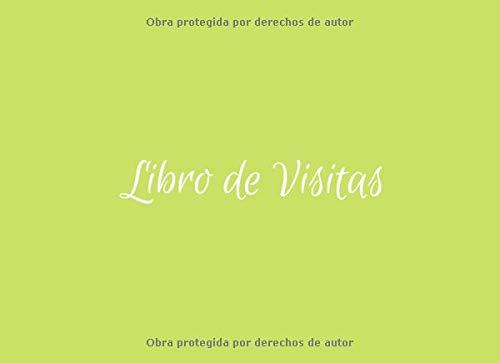 Libro de Visitas: Registro de visitante Libro con columna de correo electrónico (email)   Cubierta suave compacta y pequeña para adaptarse a cualquier ... o negocio (Guest Book with Email in Spanish)