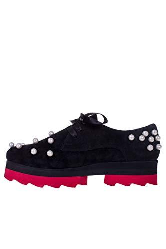 Joyas - Schuhe für Damen - Luna - Handgefertigt aus Leder, bietet es einen dauerhaften Komfort, lässig für Frühling, Herbst