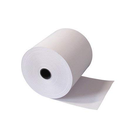 Maahi Thermal Paper Roll 79mm*(Width) x 50 mtrs(Length) - Blue Ink