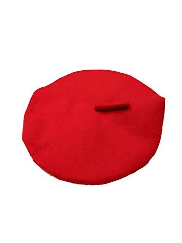 DISBACANAL Chapela Extra Grande - Rojo, Unica