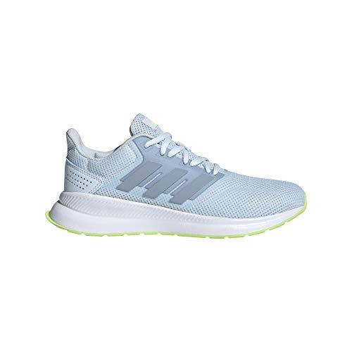 adidas RUNFALCON, Zapatillas para Mujer, MATCIE/AZUTAC/VERSEN, 36 EU