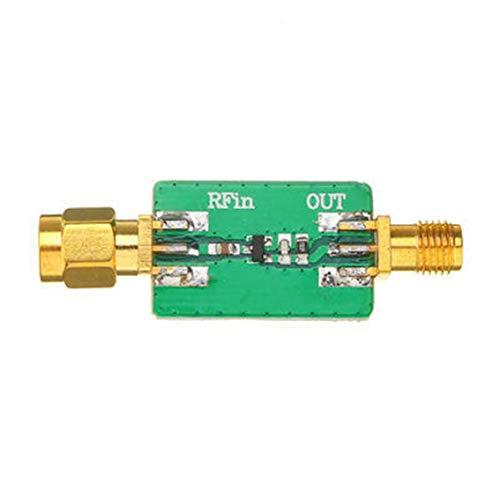 0.1-3200MHz RF AM FM Detector de envolvente de radiofrecuencia Detector de descarga Circuitos del módulo -30dBm - 40dBm - Verde