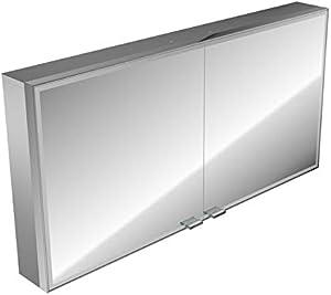 Emco Asis LED Specchio Armadio Prestige AP 1287mm, Senza Radio, Cambia Colore