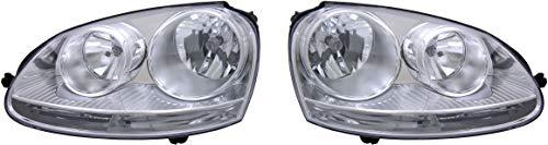 06 jetta headlight assembly - 9