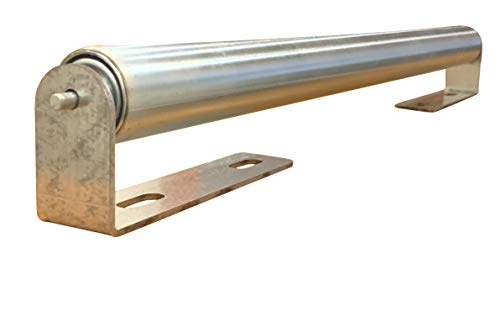 Coyote Roller Kit, 36″ Roller with Brackets, Galvanized Steel