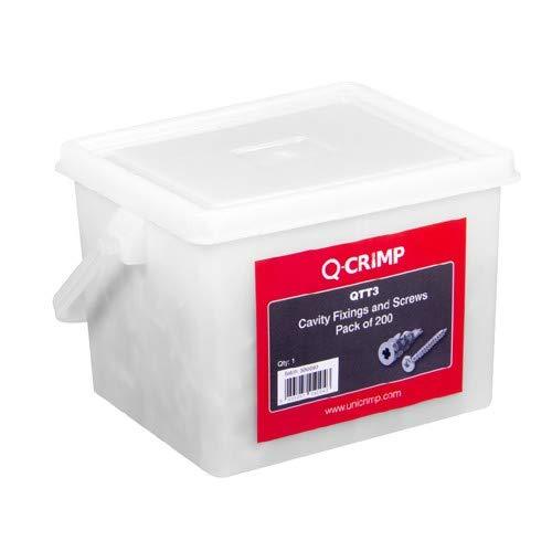 Unicrimp QTT3 Tradesman - Bañera (1 unidad)