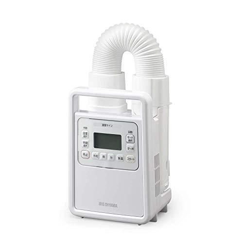 アイリスオーヤマ ふとん乾燥機 ハイパワーシングルノズル ホワイト FK-H1