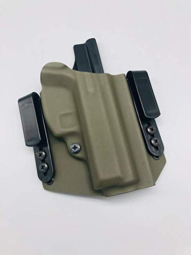 Neptune Concealment Kydex Gun Holster for CZ 75D PCR Compact - Veteran Made USA - Nestor Series IWB or OWB