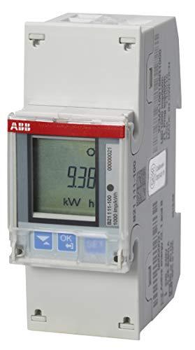 ABB 832111GSB Stromzähler, einphasig, 65A