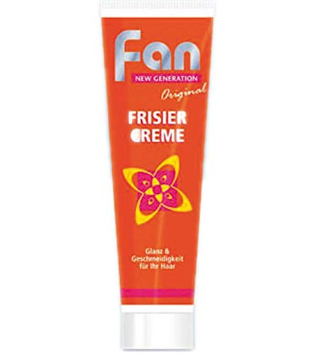 Fan Frisiercreme, 100 ml