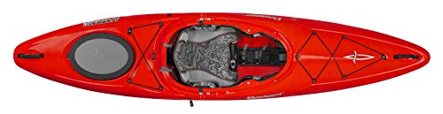 Dagger Katana 9.7 | Sit Inside Crossover Kayak | Whitewater up to Class 3 | for Smaller Paddlers | 9' 7"