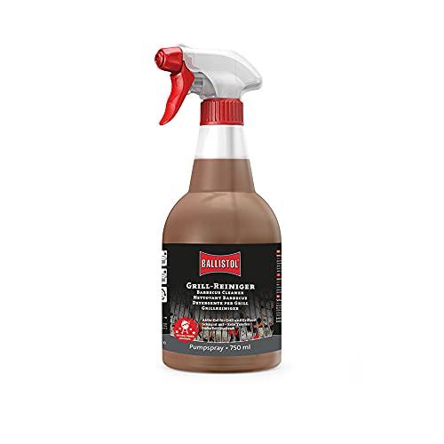 BBQ Ballistol Grill-Reiniger, Reiniger 750 ml