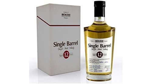 Békés Single Barrel Whiskey | Geschenkbox-Ungarischer Whisky 0,7liter