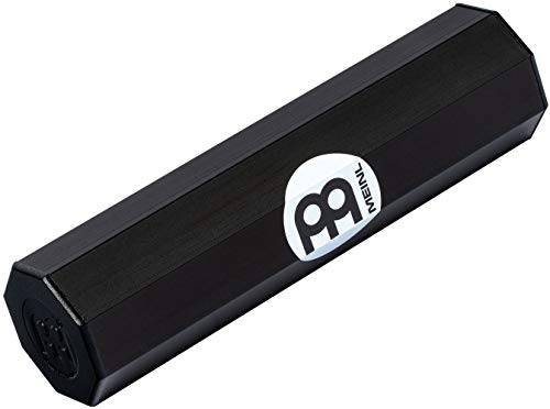 Meinl Percussion SH88BK Aluminum Octagonal Shaker, Medium, Black