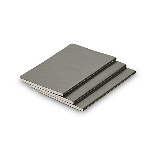 Lamy Notizbuch paper Booklet 3er Set A5 grey